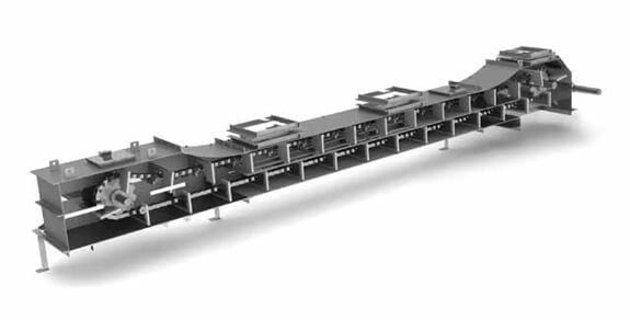 Enduro-Flo® Drag Conveyor